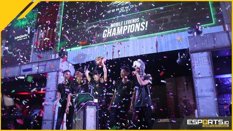 Malam Penentuan Juara PUBG dan ML Garuda Cup Tersihir Nyanyian Idol