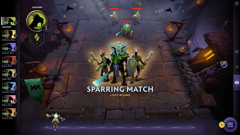 5 Hero Tier 1 Terbaik di Dota Underlords