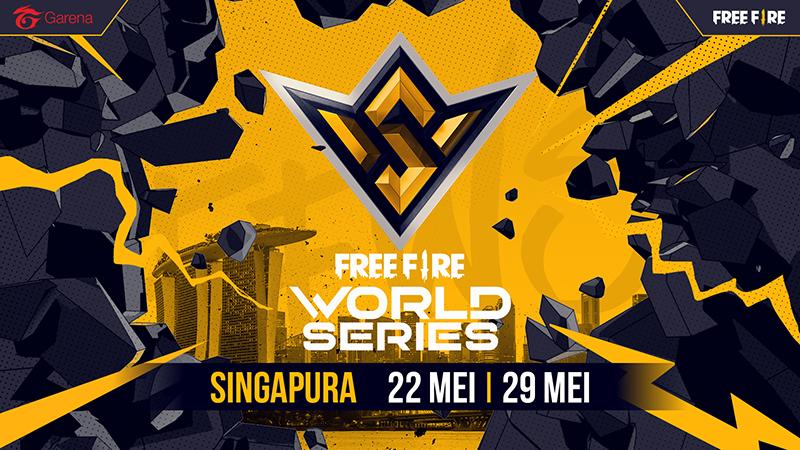 Bagikan Hadiah 28 Miliar, FFWS 2021 Digelar di Singapura!