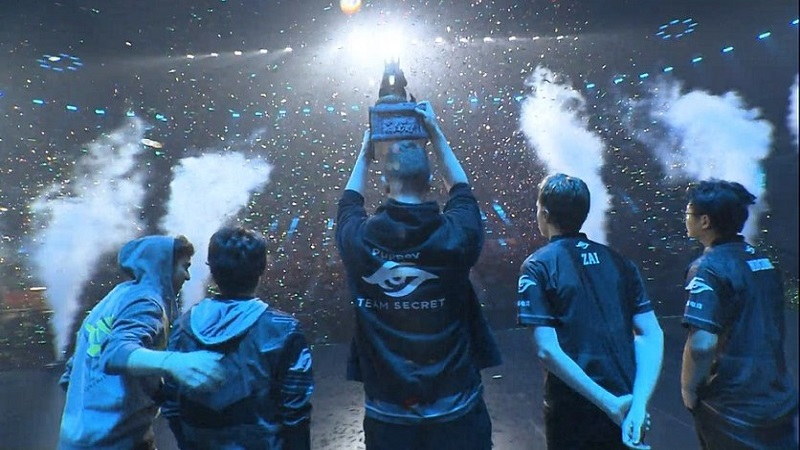 'Jatah' Juara Secret di Chongqing Major, Faktor Ide Puppey?
