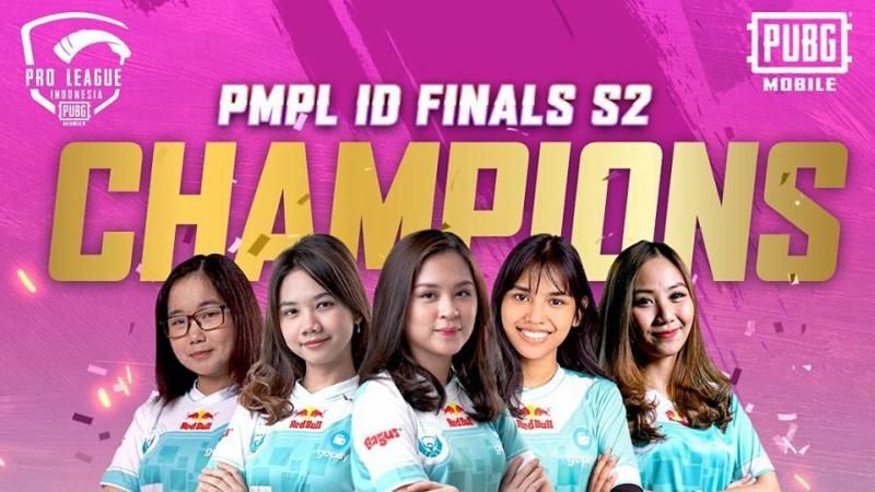 PMPL ID Ladies Season 2 Rampung, Ini 4 Wakil Indonesia ke Kompetisi SEA!