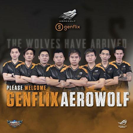 Akuisisi Tim Louvre, Padukan Skuad ML Terkuat Aerowolf!