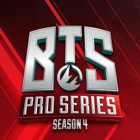 InYourDream cs Amankan Slot Upper Bracket BTS Pro Series!