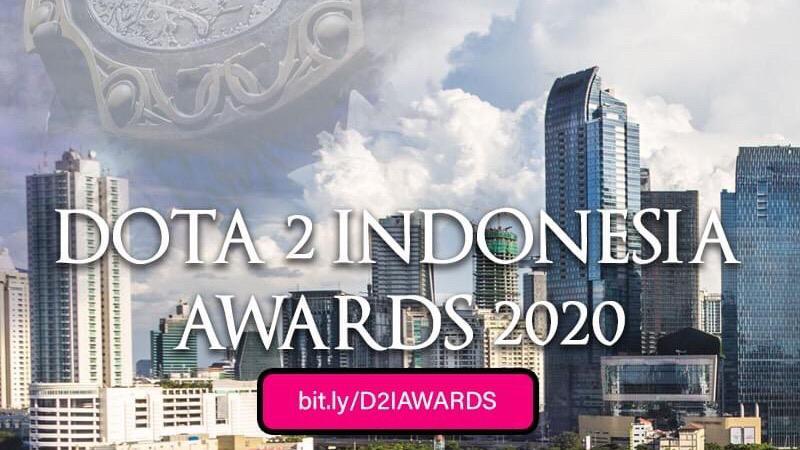 Melon Adakan Dota 2 Indonesia Award, Berikut Nominasinya!