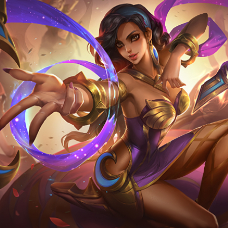 Esmeralda, Hero Mage Hybrid Tank 'Anti-Shield'