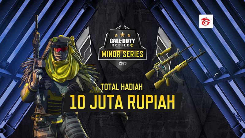 Garena Indonesia Gelar CODM Minor Series 2020!