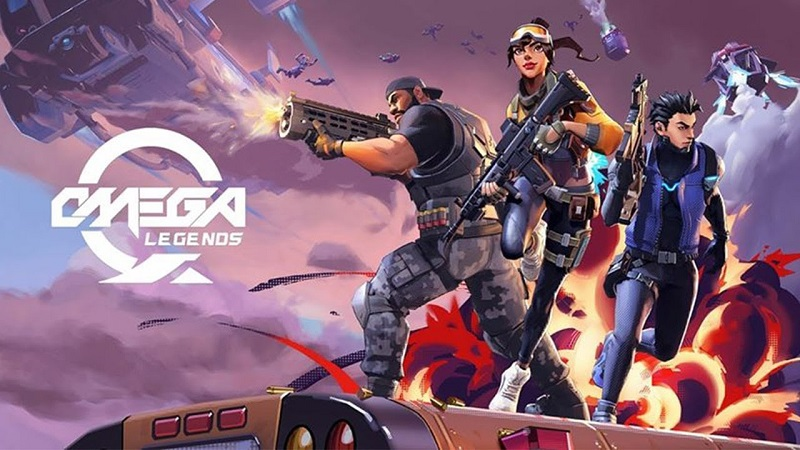 Omega Legends, Battle Royale Futuristik Apik, Resmi Rilis di Indonesia