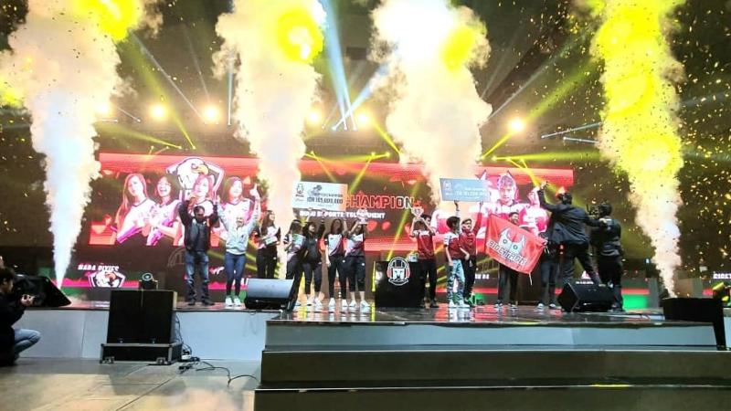 Bigetron RA dan Nara Pixie Juarai BUBU Esports Tournament 2019