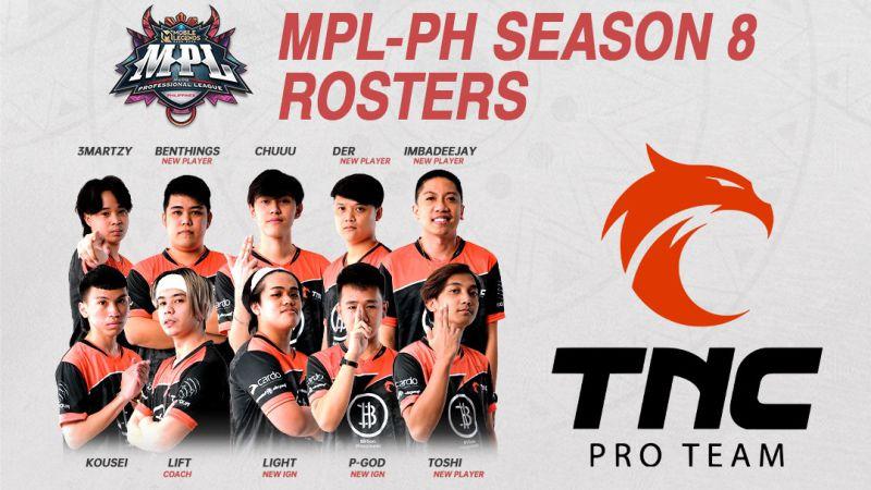 MPL PH Datangkan Tim Penantang Baru, Ada TNC Pro Team