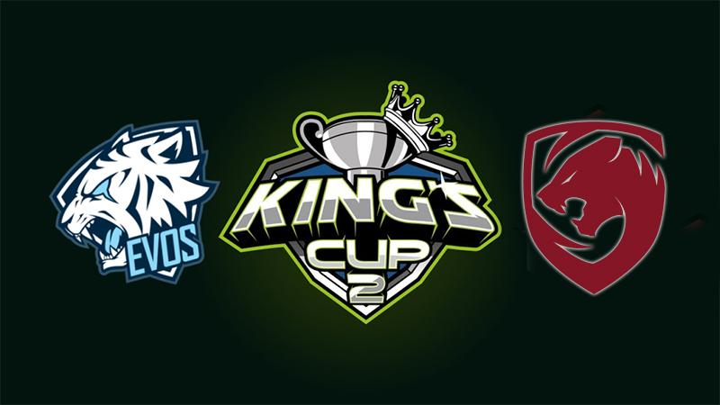 Saatnya Tigers Rajai Asia Tenggara di King's Cup: SEA?