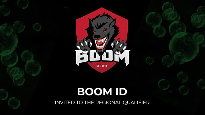 BOOM.ID Terima Undangan SEA Qualifier The International 2018