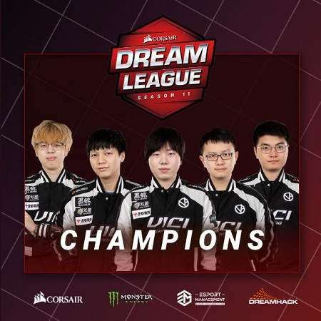 Beruntun Juarai Minor dan Major, Ini Rahasia Vici Gaming!