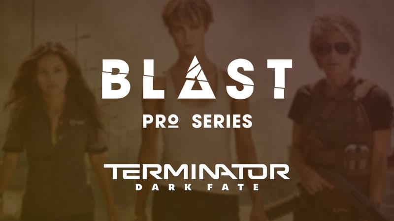 BLAST Pro Series Moskow 'Minta Bantuan' Terminator