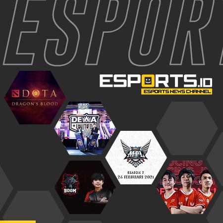 Peresmian Dewa United Esports & Kesiapan MPL S7, Esports Pekan Ini!