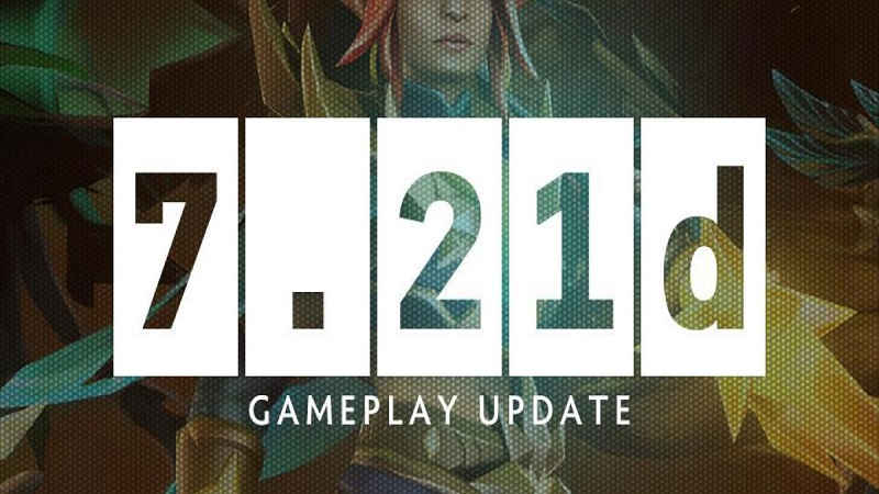 Update 7.21d, Sasar Hero & Item Populer di DreamLeague 11