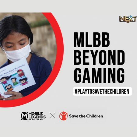 MLBB Donasikan Rp200 Juta untuk Save The Children Indonesia