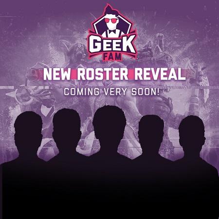 Xepher Jadi Pemain Indonesia Kedua Direkrut Geek Fam