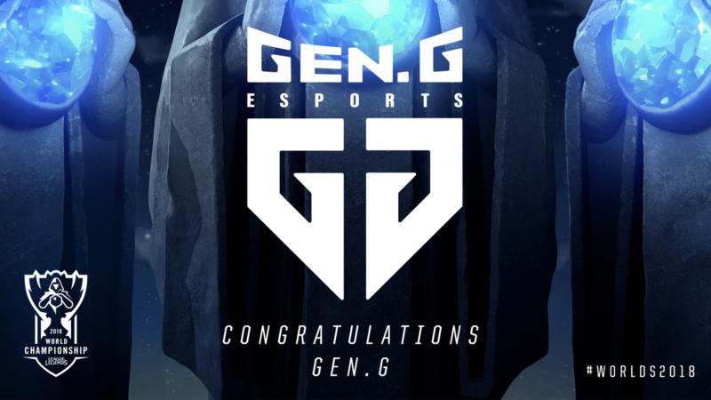 Lolos Ke Worlds, Mampukah Gen.G Pertahankan Gelar?