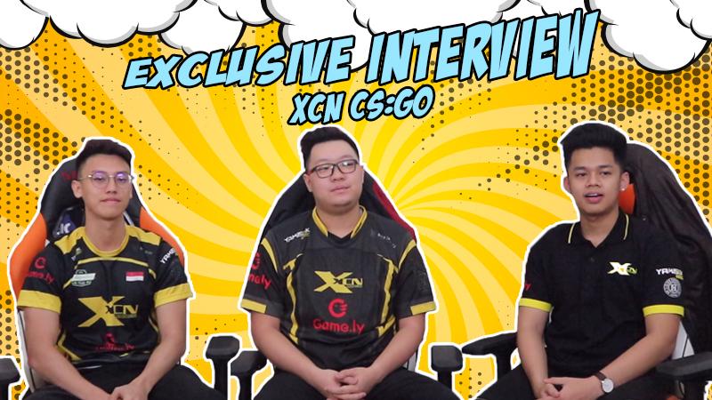 XCN Gaming Bicara Persiapan dan Target di eXTREMESLAND