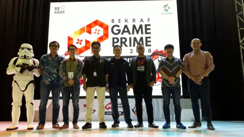 [BEKRAF] Tunjukkan Potensi Developer Game Lokal Indonesia