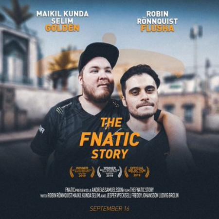 Fnatic 'Pulangkan' Flusha dan Golden ke Divisi CS:GO