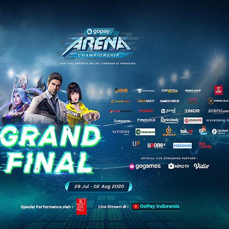 Ini Dia 3 Jawara GoPay Arena Championship 2020