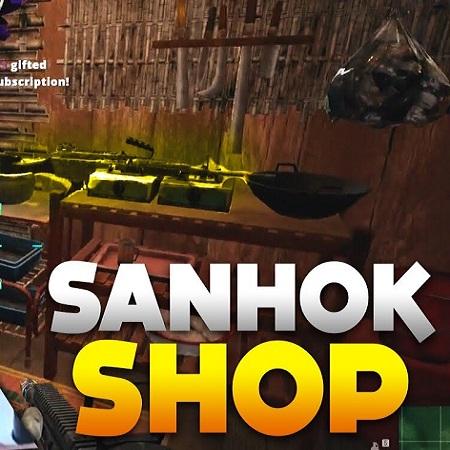 Shroud Temukan Toko Rahasia di Sanhok PUBG