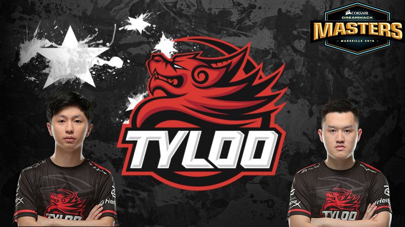 BnTeT – xccurate On Fire, Tyloo Melenggang ke DreamHack Marseille