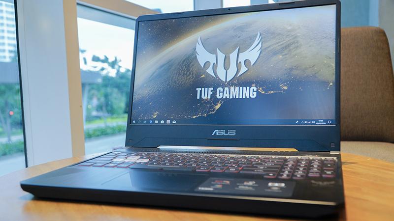 ASUS TUF Gaming FX505DY, Lebih Terjangkau dengan Prosesor AMD Ryzen!