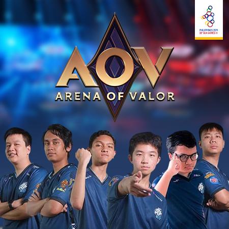 Profil EVOS Esports, Tim AOV Indonesia untuk SEA Games 2019