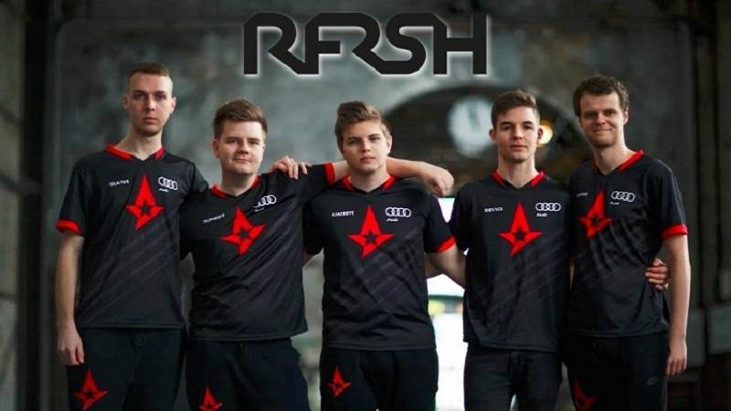 RFRSH Lepas Astralis, Hapus Kongkalikong EO dan Tim Esports