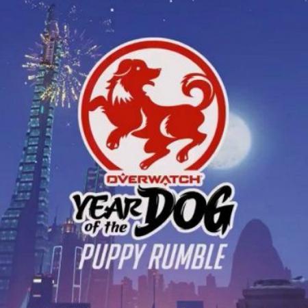 Overwatch Puppy Rumble, Arena Anjing Lucu dan Pemberani