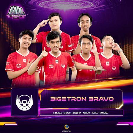 Dramatis! Bigetron Bravo Amankan Tiket Playoff MDL S3