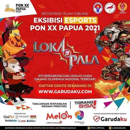 Momentum Lokapala di PON Papua XX Diharapkan Jadi Inspirasi Developer Lokal