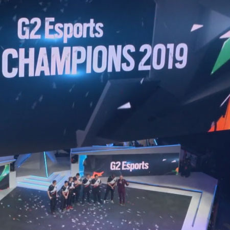 G2 Esports Masih Dominan, Juarai Six Invitational 2019
