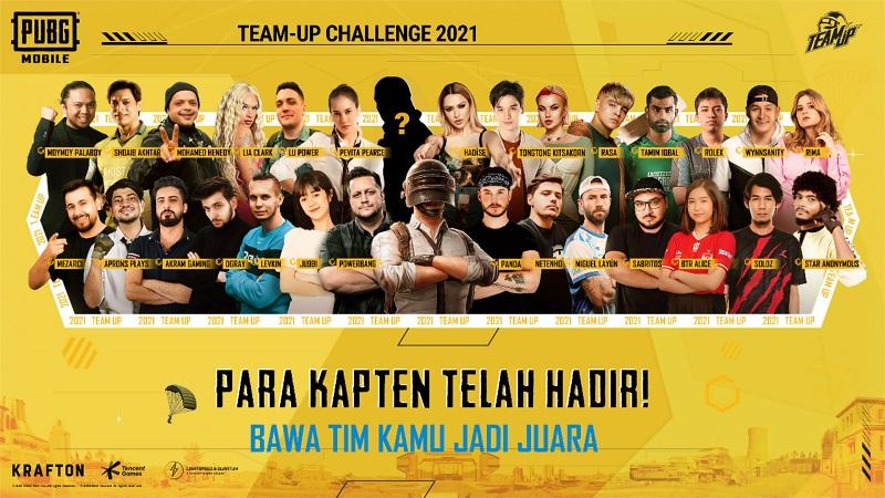 Inilah Jawara PUBG Mobile TEAM UP CHALLENGE 2021!