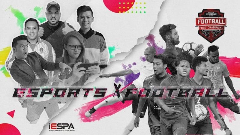 Ketika Gamer Pro & Atlet Sepakbola Bertemu di Esports X Football
