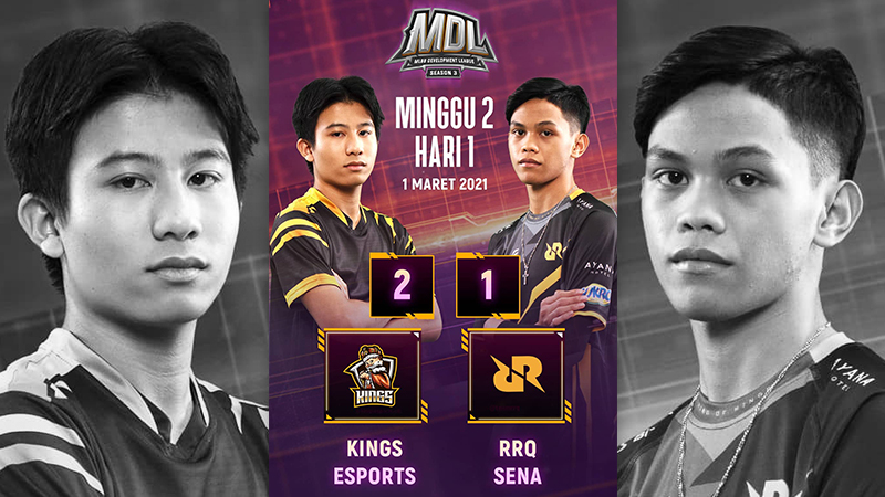 Analisis Kekalahan Pertama RRQ Sena Kontra Kings Esports di MDL S3