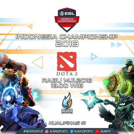Aura Esports Pakai Jasa 'Ahli RTS' di Kualifikasi Nasional