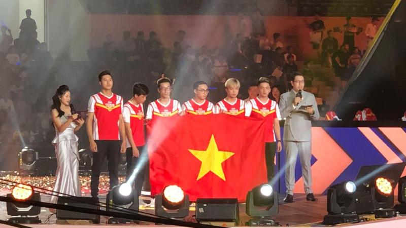 Kekuatan Tuan Rumah, Vietnam Juarai AOV World Cup 2019