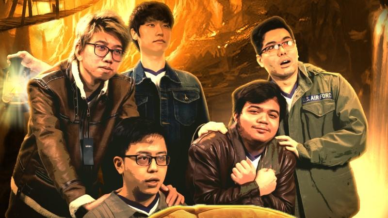 Dijagokan Juara, Geek Fam Malah Tersingkir Lebih Awal!