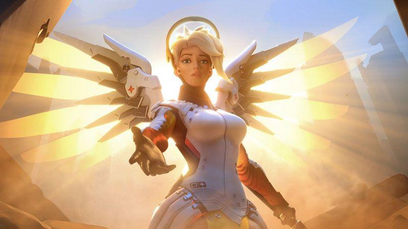 Mercy 2.0 Menjadi Meta Baru di Season 6 Overwatch
