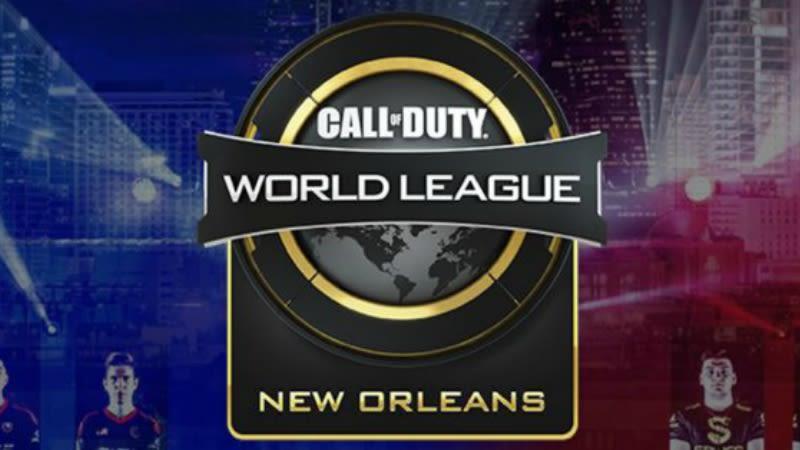 CWL New Orleans Tampung 256 Tim, Turnamen CoD Terbesar di Dunia