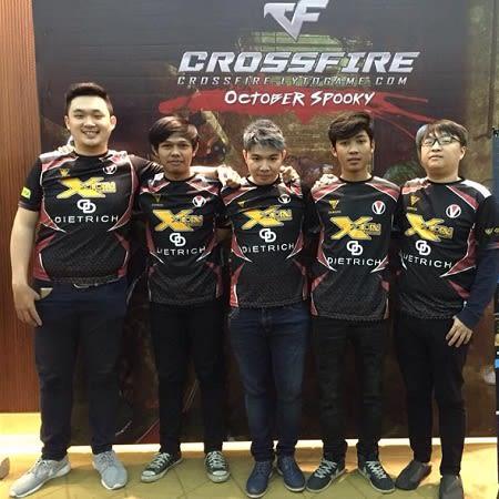 Juara di CrossFire Stars Indonesia, XCN Siap Unjuk Gigi di Cina!