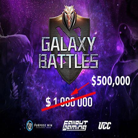 Demi Fans, OG Tetap Partisipasi di Galaxy Battles!
