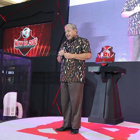 Hayono Isman: Bangun Respect, Tolerance, Sportsmanship Lewat eSports