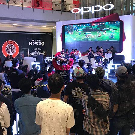 Final Dramatis, RRQ Nova Kalahkan Bigetron di Final OPPO F5 x AOV Tournament