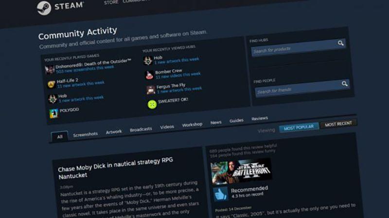 Cina Blokir Steam Community, Perpanjang Derita Gamer di Negeri Tirai Bambu