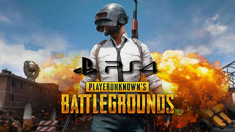 Bluehole dan SONY Garap PUBG Versi PS4
