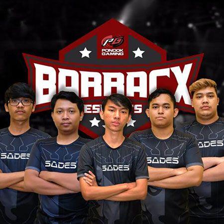 PG.BarracX Tuntaskan Dendam, Siap Jajal EG di Galaxy Battles